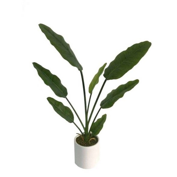 Project 62 Other - PROJECT 62 2.2' Artificial Banana Tree in Pot NEW